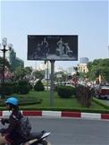 Biển hộp đèn tại Hà Nội